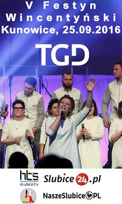 Odpust ku czci św. Wincentego a'Paulo - koncert TGD